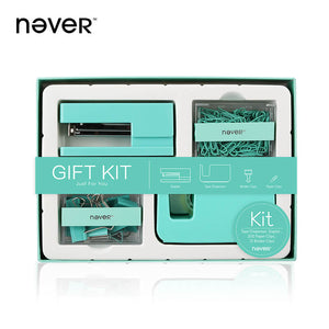 Acrylic Stapler Tape Holder Clip Gift Kit