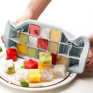 480ml Ice Trays Silicon Ice Cube