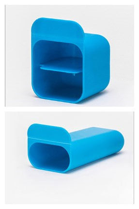 2pcs Creative Pen Pencil Holder (Stick to Desk Monitor) KINIYO Stationery