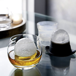DIY Silicon Ball Shape Ice Cube