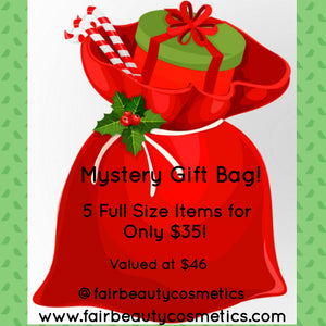 December's Mystery Gift Bags