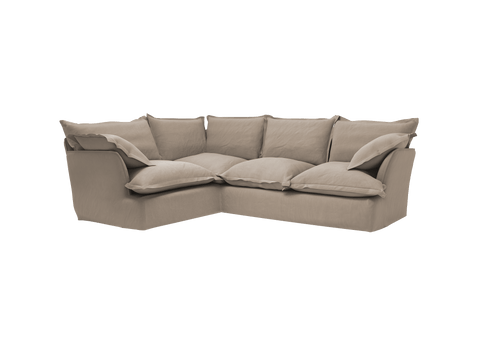 7.5FT X 10FT RIGHT CORNER SOFAS