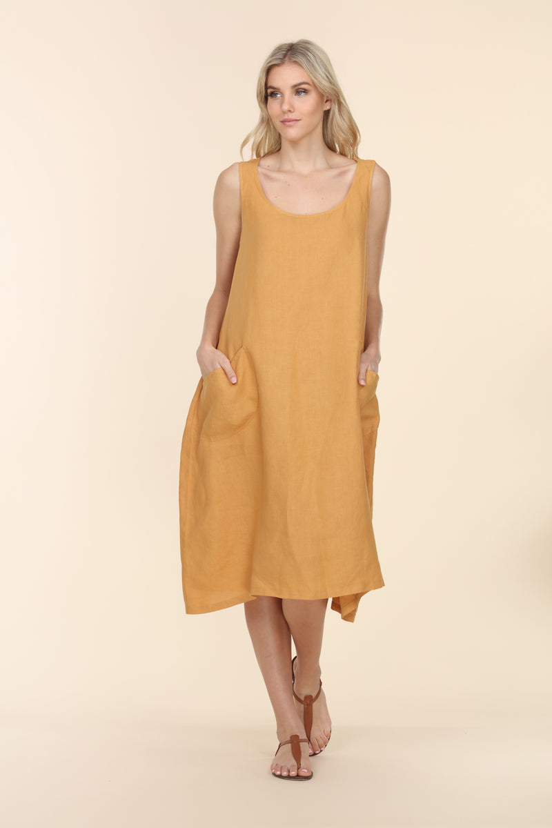 Honey Summer Dress