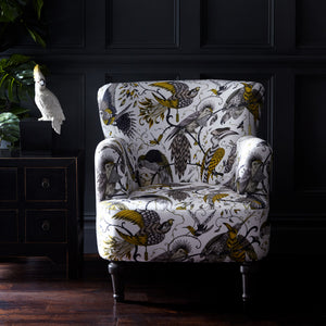 DALSTON CHAIR AUDUBON GOLD