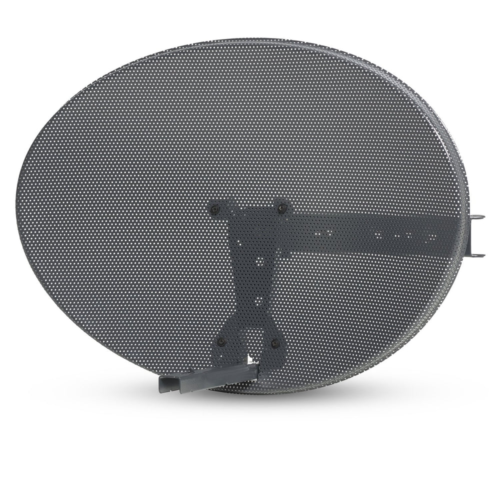 SSL Satellites Zone 1 Satellite Dish & Quad Lnb for Sky / FreeSat / HD / SD