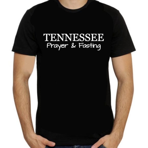 Tennessee Prayer & Fasting Tee
