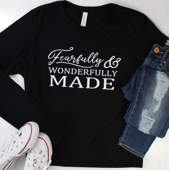 Fearfully & Wonderfully Tee