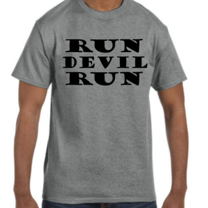 Run Devil Run Short Sleeve Tee