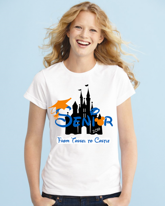 Disney Senior Trip 2019 T-Shirt