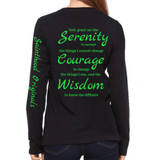 Serenity Long Sleeve Tee