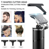 Pro T Outliner Trimmer, Xpreen Cordless Zero Gapped Trimmer Hair Clipper - Electric Pro Li Outliner T Blade Trimmer for Barbers Ornate Hair Clippers for Men