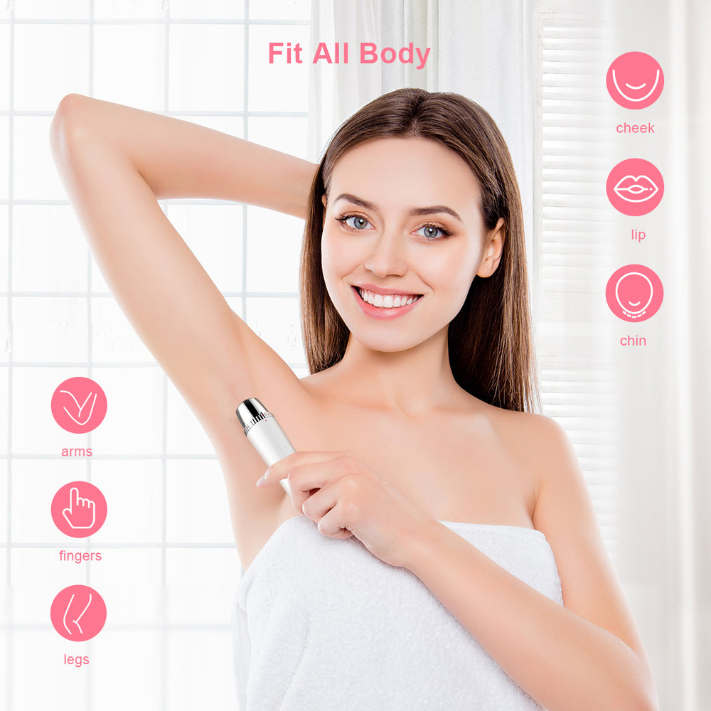Xpreen Mini Electric Hair Remover for Women