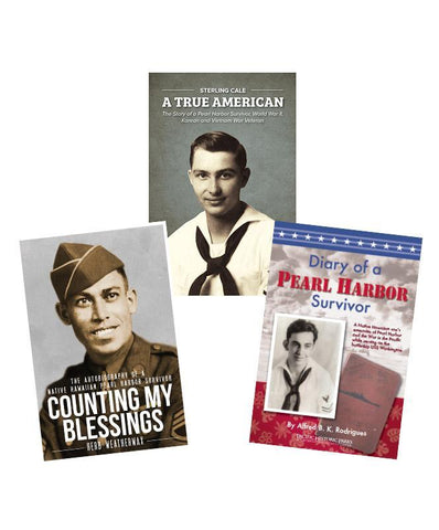 Pearl Harbor Books