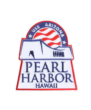 Pearl Harbor, Hawaii Logo Patch