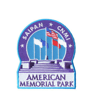 American Memorial Park Logo Patch