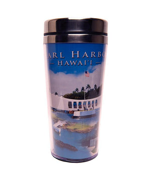 Pearl Harbor Historic Sites Travel Mug