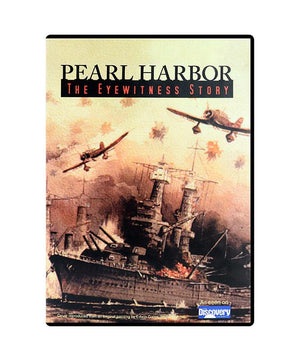 Pearl Harbor: The Eyewitness Story DVD