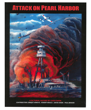 Attack on Pearl Harbor: A Pictorial History