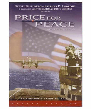 Price for Peace DVD