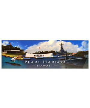 Pearl Harbor Historic Sites Magnet