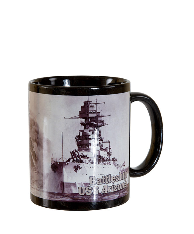 USS Arizona Mug