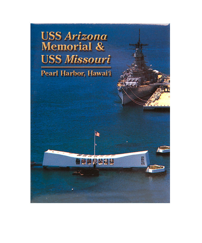 USS Arizona Memorial and USS Missouri Magnet