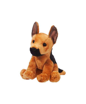 "5"" German Shephard Dog Plush ""Prince"""