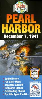 Kids 'All About' - Pearl Harbor December 7, 1941 Full Color Guide