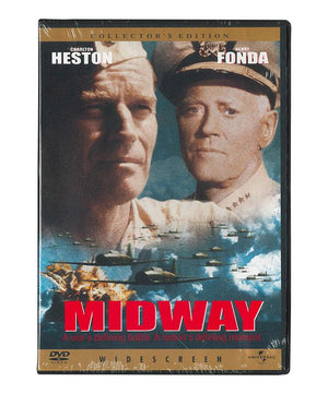 Midway: A war's defining battle. A nation's defining moment DVD
