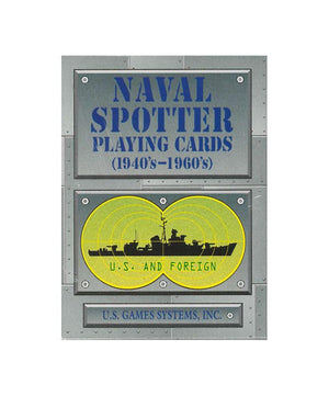 Naval Spotter Playing Cards (1940's-1960's)
