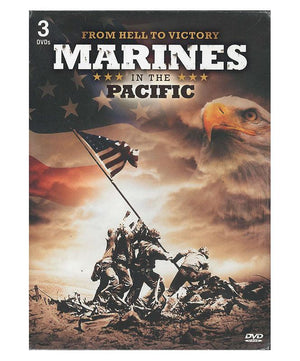 From Hell to Victory: Marines in the Pacific - 3 DVD Set