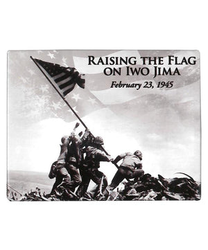 Raising the Flag on Iwo Jima Magnet