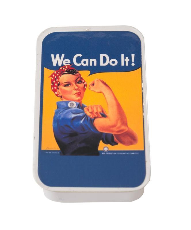 Mint Tin - Rosie the Riveter