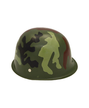 Helmet, Kids Army Woodland Camo