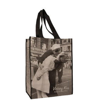 Victory Kiss Tote Bag