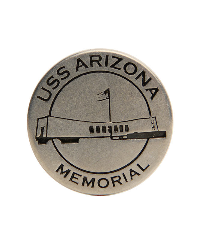 USS Arizona Memorial Token