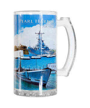 Pearl Harbor Historic Sites Glass Mug
