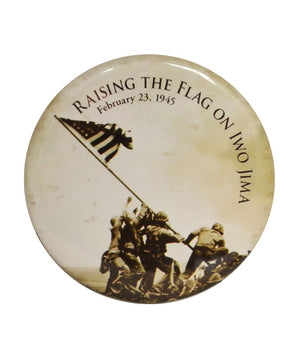 Iwo Jima Button