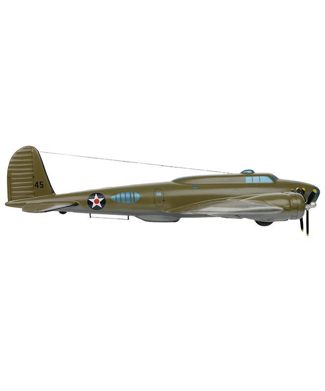Handcrafted B-17D Flying Fortress - WWII US Bomber
