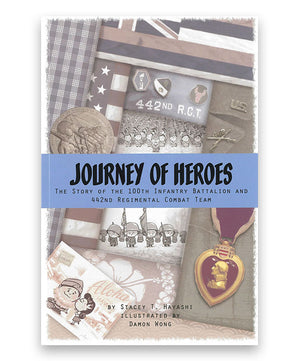 Journey of Heroes (Graphic Novel)