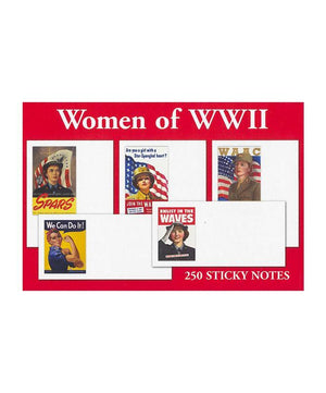 Women of WWII Sticky Notes