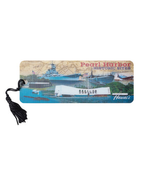 3D Pearl Harbor Historic Sites Bookmark