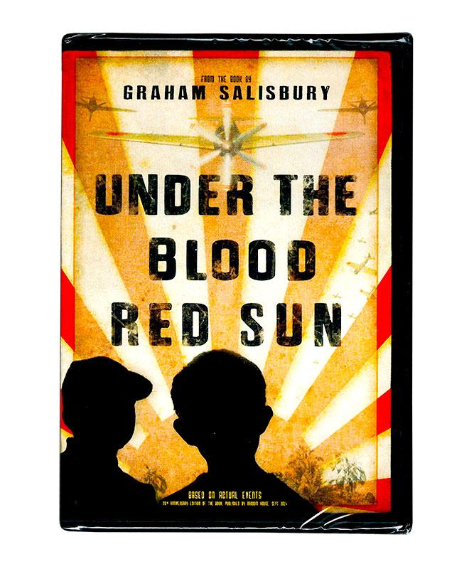 Under the Blood-Red Sun DVD