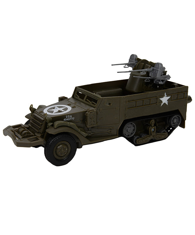 InAir M16 Half Track E-Z Build Model Kit