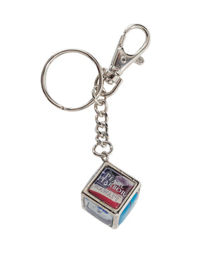 Keychain - Pearl Harbor Photo Cube