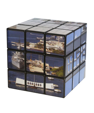 USS Arizona Memorial Rubik's Cube