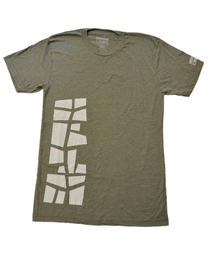 Men's American Tribute Collection Tree of Life T-Shirt, Green