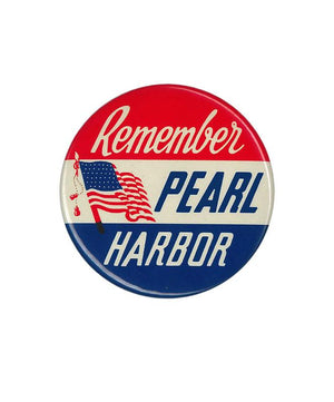 Remember Pearl Harbor Magnet