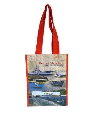 Pearl Harbor Historic Sites Small Tote Bag