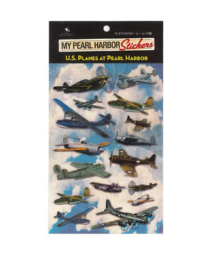 My Pearl Harbor Stickers - U.S. Planes at Pearl Harbor